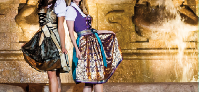 Save the date! BAR ITALIA Dirndl Dinner am 11.09.